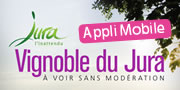 Application Vignoble du Jura